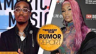Quavo Exposes Fling with Nicki Minaj in New Song