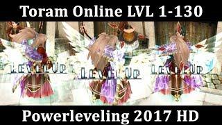 Toram Online LVL 1-130  POWERLEVELING 2017 HD   Disax Leroy