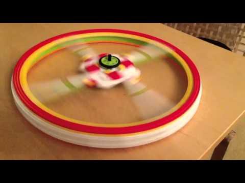 Lego giant flywheel