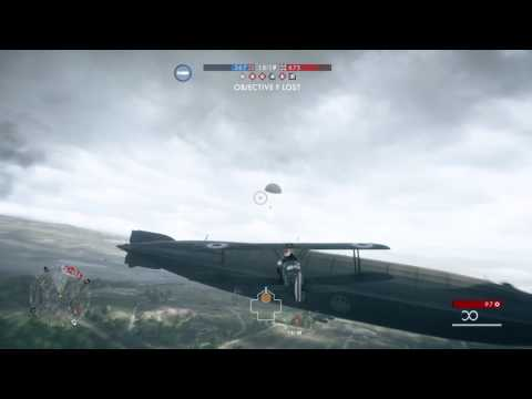 Battlefield 1 Open Wide, Here Comes the Plane!