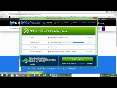Windows 8.1 How to remove malware tips and tricks winter 2015