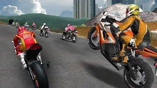 Motorbike Highway Racing 3D Games #Dirt Motorcycle Racer Game #Android Bike Games #Games Download