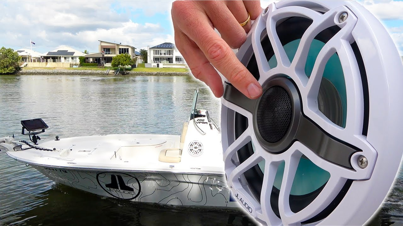 JL Audio MM100 ultimate boat system explained