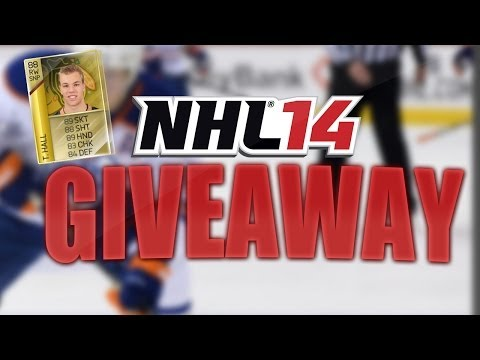 NHL 14 HUT | 4K Special! (Taylor Hall Giveaway)