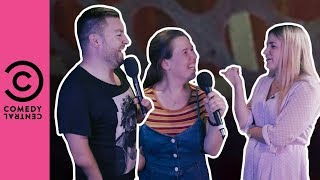 Alex Brooker & Rosie Jones With Harriet Kemsley | Post Roast | Roast Battle
