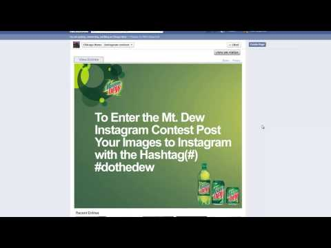 TabSite Getting Started Webinar - tools for Facebook Page promotions