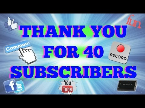 40 subscriber special/how to get Cydia