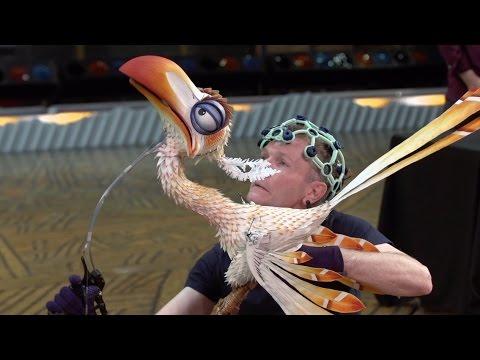 ESPN Sport Science Meets THE LION KING: Brain Waves