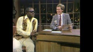 Otis Blackwell on Late Night, January 10, 1984
