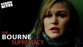 Jason Bourne Kidnaps Nicky | The Bourne Supremacy | SceneScreen