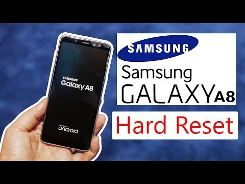 How to Hard Reset Samsung Galaxy A8   Full Guide