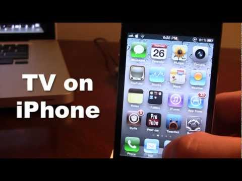 Watch TV Live on iPhone with iOSLiveTV
