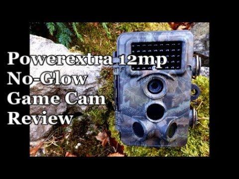 Gamecam Review - Powerextra 12mp No-Glow Game Camera / Trail camera