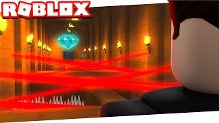 ROBLOX DO *NOT* GET CAUGHT STEALING with MY LITTLE BROTHER! (Temple Thieves)