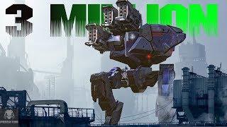 3.009 Million Damage! | The Most Damage Ever Scored On The Live Server | War Robots
