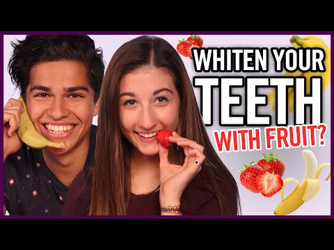 DIY Teeth Whitening - Makeup Mythbusters w/ Maybaby and Alex Aiono