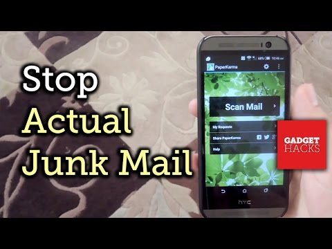 Stop Physical Junk Mail from Flooding Your Home's Mailbox [How-To]