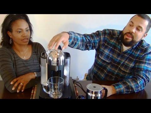 Nespresso Vertuoline Coffee Espresso Maker Full Review