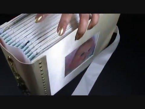 Baby Boy Mini Album Record Book