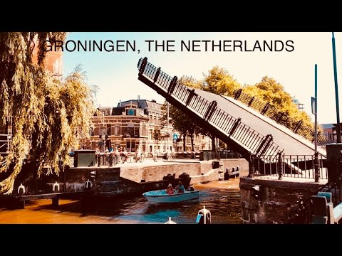 Groningen, the little-known, beautiful city in The Netherlands