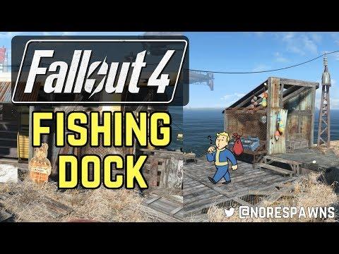 Fallout 4 - Fishing Dock