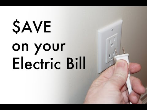 How we're saving money on our electric bill! S.I.NO Ep 2