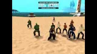 PSY GANGNAM STYLE GRAND THEFT AUTO SAN ANDREAS