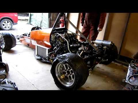 GSXR1000 K7 Single Seater Hillclimb Car