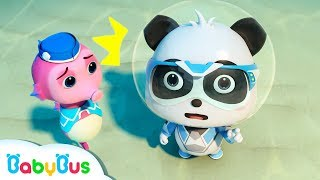 Baby Seahorse is Missing | Going to the Doctor | Kids Cartoon | Babies Videos | Education | BabyBus