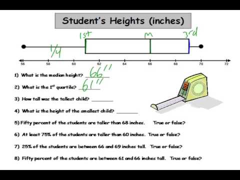 How to Read a Box Plot