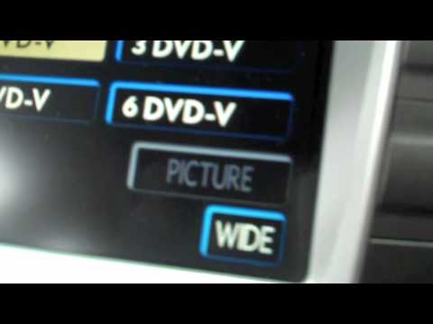 Lexus IS250 DVD video in motion bypass and video output from stock system