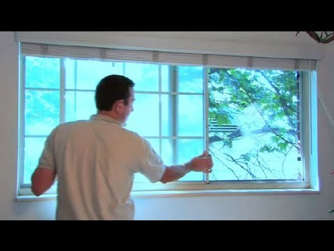 A Guide to Sliding Windows : Window Cleaning
