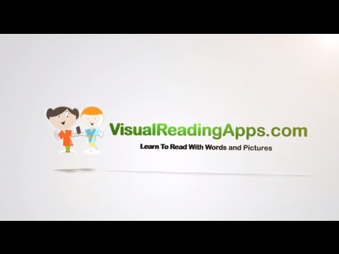 Visual Reading - What is it?  App for the iPAD