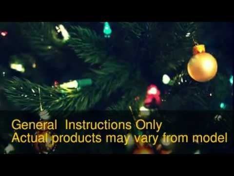 How To Assemble Your Artificial Christmas Tree