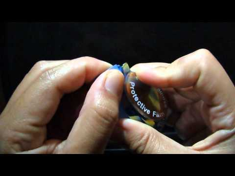 Swimming Goggles - How to Change Nose Piece
