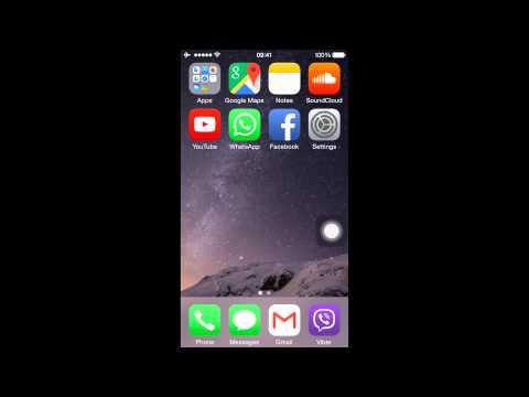 How to turn off or reboot your iPhone without power button (Easy)