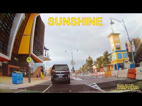 Sunshine Victoria - Melbourne , Australia