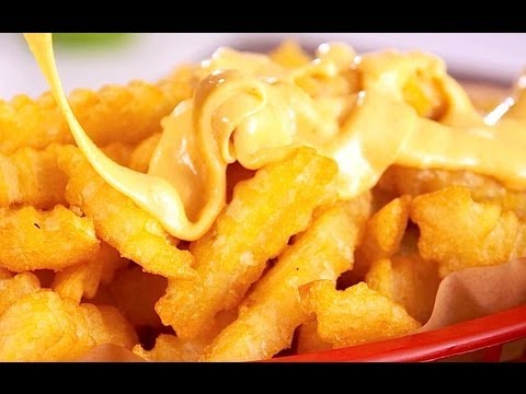 How to Make Nathan's Cheese Fries