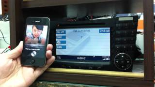 Mb 4 Talks Siri S Language Activate Siri From Your Mercedes Radio Key