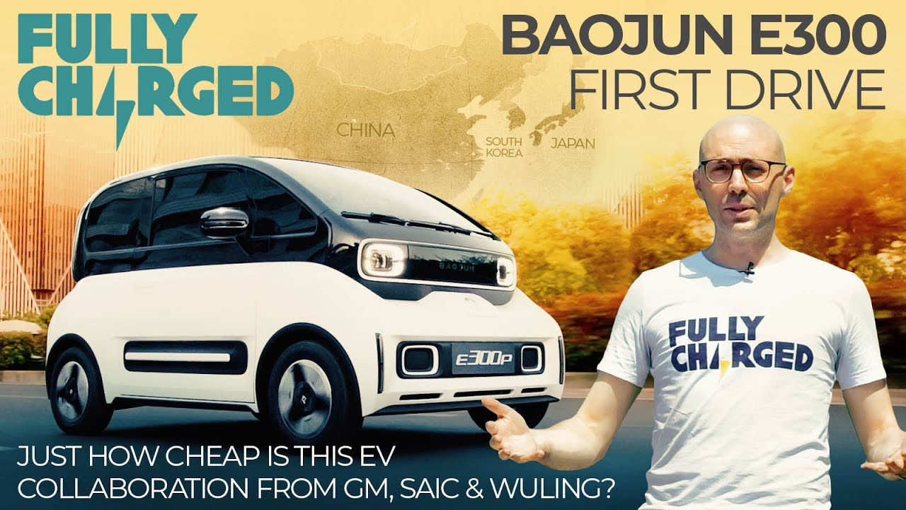 Baojun E300 Plus: How cheap is this EV from General Motors? | 100% Independent, 100% Electric