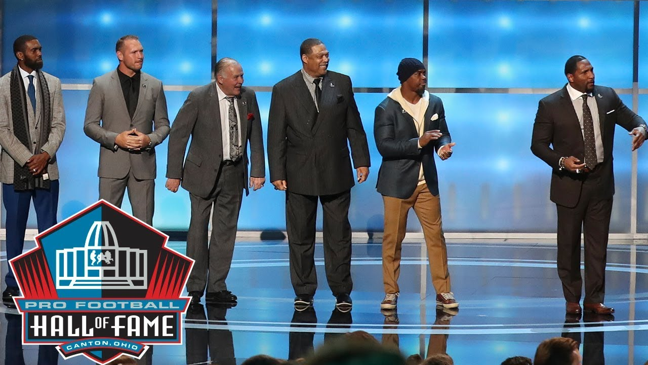 2018 Pro Football Hall of Fame Class Announced! | 2018 NFL Honors