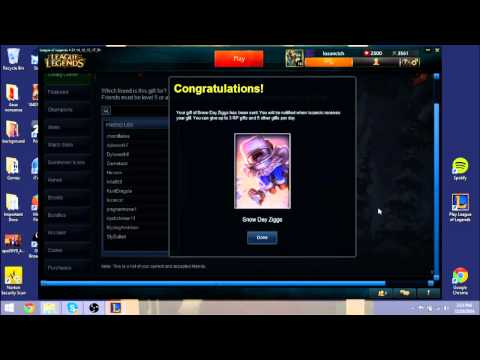 League of Legends -- Unlocking 5 Mystery Skins / Lucky Legacy Skin