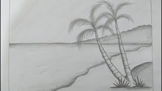 Download Cara Menggambar Pemandangan Pantai Mp3 Laguyt