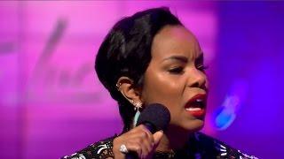 """LeToya Luckett live performance: """"Back 2 Life"""""""