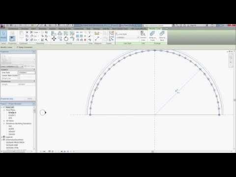 Measure & Divide in REVIT