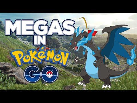 Mega Evolutions in Pokemon GO?! - Pokémon GO Predictions