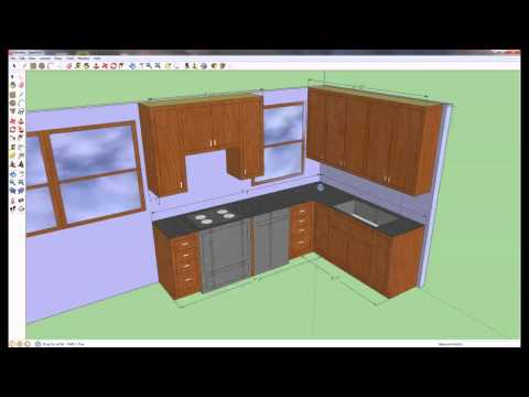 How To Build Your Own Kitchen Cabinets: Kitchen Overview