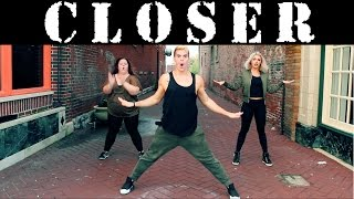Closer - The Chainsmokers | The Fitness Marshall | Dance Workout