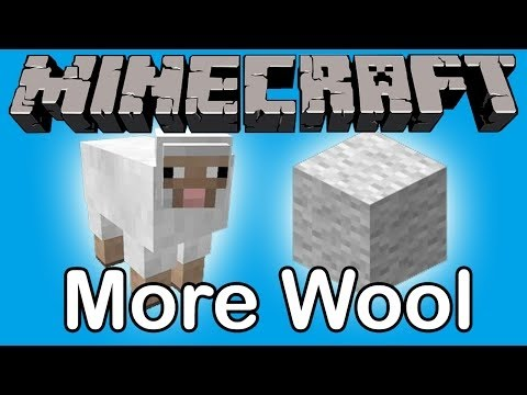 Minecraft Tip/Tutorial: How to get more wool from sheep!