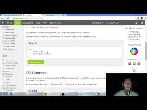 Web developerská škola, časť 34: Čo je CSS - CSS prakticky